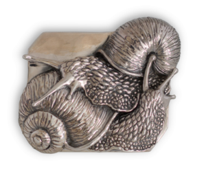 caracol plata