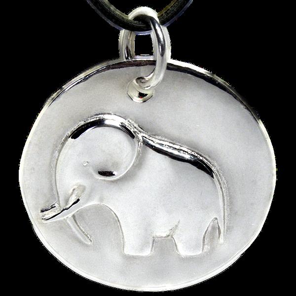 Colgante en palata de un Elefante