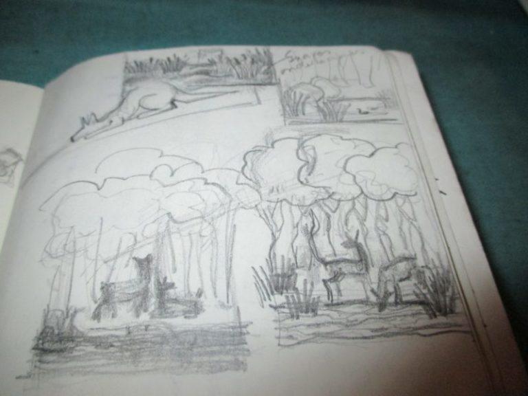 Libro Bocetos
