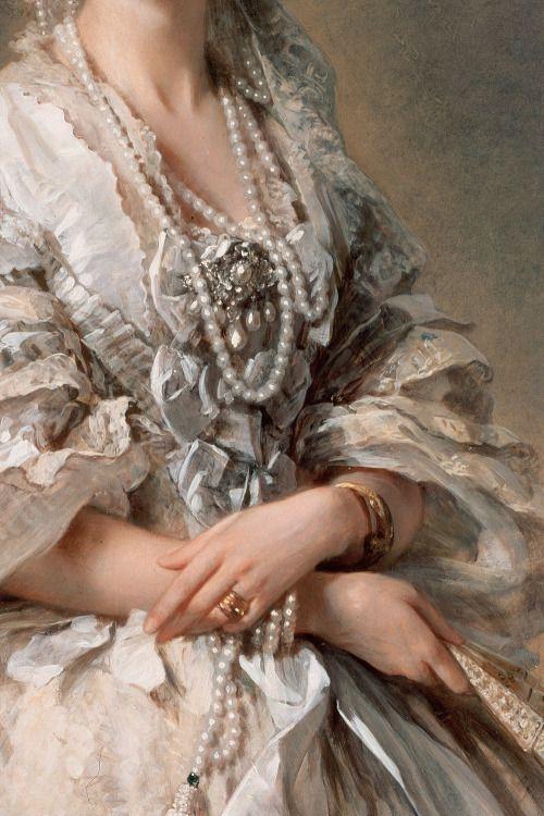 retrato - detalle