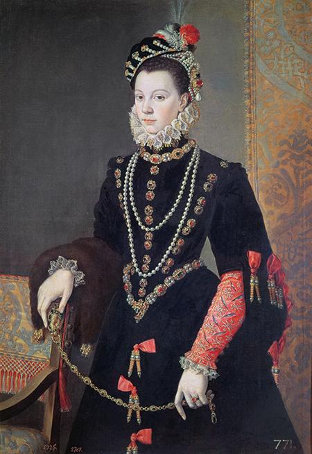 La Reina Isabel de Valois
